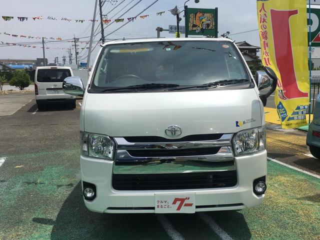 トヨタ キャンピング S-GL リンエイ バカンチェス2人旅 4WD