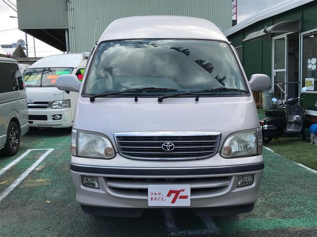 トヨタ 4WD ナビ TV バックカメラ キャンピングカー