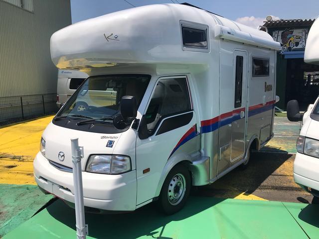 マツダ カトーモーター ボーノ 4WD 6速AT ソーラーパネル