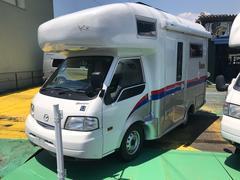 ボンゴトラックカトーモーター ボーノ 4WD 6速AT ソーラーパネル