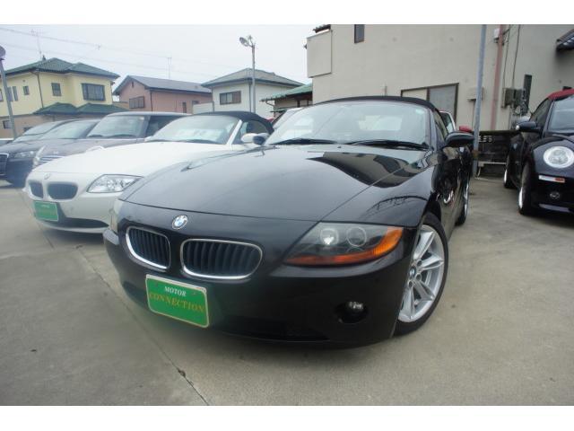 BMW 2.2i 社外ナビ ETC