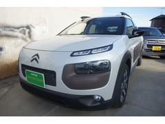 シトロエン C4 カクタス正規ディーラー車 200台限定 タッチスクリーン