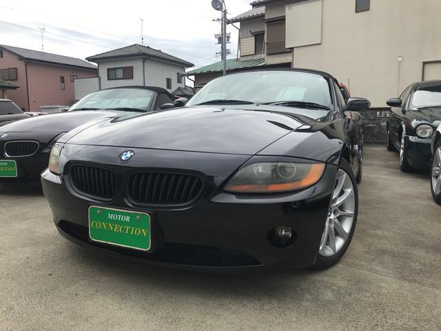 BMW 2.5i 社外ナビ 社外オーディオ ETC