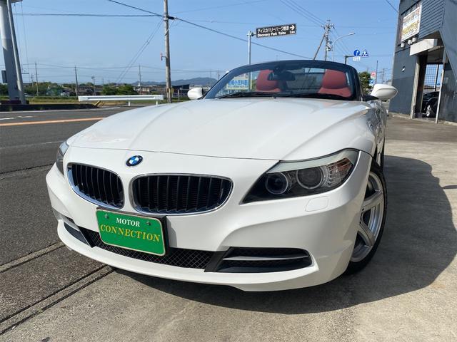 BMW sDrive23i ハイラインパッケージ 赤革シート