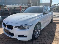 BMW320dツーリング Mスポーツ
