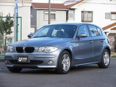 BMW120i 純正CD AUX 純正16インチAW 禁煙車