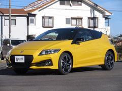CR−Zαファイナルレーベル 登録済未使用車 6MT メーカー保証