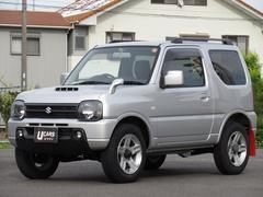 ジムニーXC 4WD ターボ キーレス CD 禁煙車 ワンオーナー