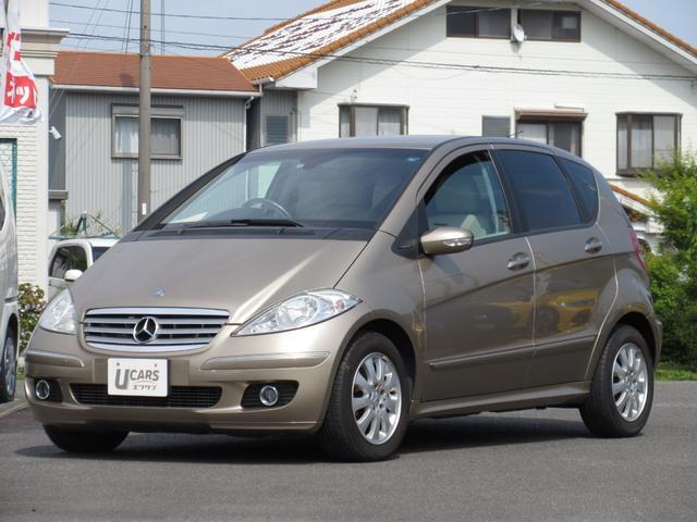 メルセデス・ベンツ A170 エレガンス CD ETC オートライト 禁煙車