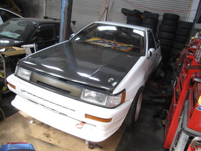 カローラレビン GT APEX