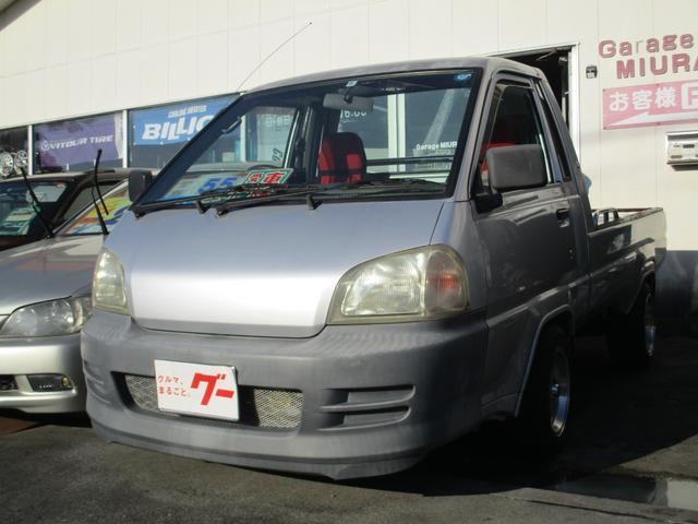 トヨタ タウンエーストラック ローダウン HDDナビ ETC