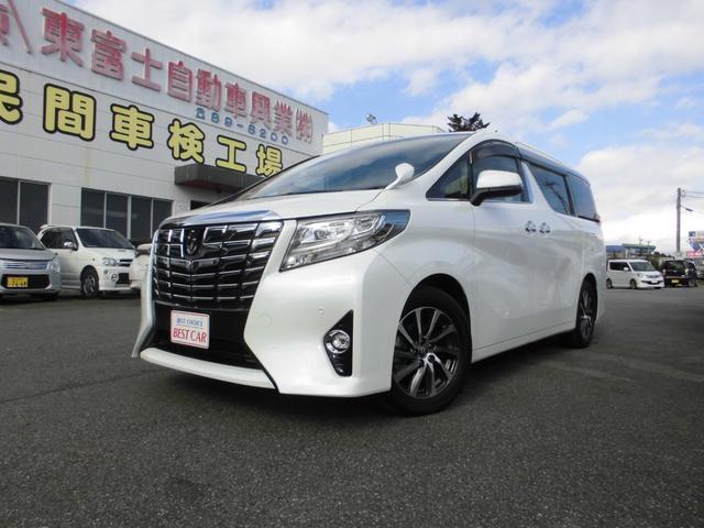 トヨタ 2.5G 7人 サンルーフ 10インチナビ フリップダウンM