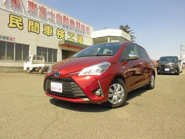 Photo of TOYOTA VITZ HYBRID JEWELA / used TOYOTA