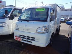 ハイゼットトラック中温冷蔵冷凍車