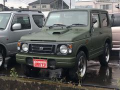 ジムニーXS ターボ 4WD