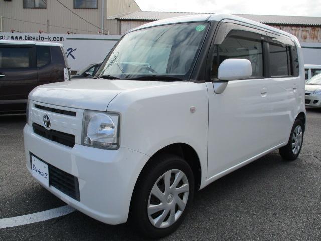 トヨタ L TV ナビ ETC パールホワイトIII CVT AC 4名乗り