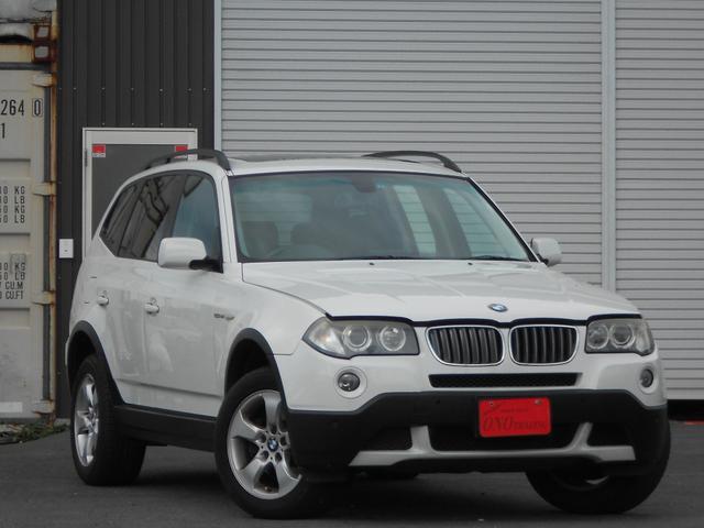 BMW 2.5siレザーPKG  黒革シート 純正HDDナビ
