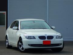 BMW525iハイラインパッケージ 黒革シート
