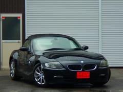 BMW Z4ロードスター2.5i レッドレザーシート HDDナビ