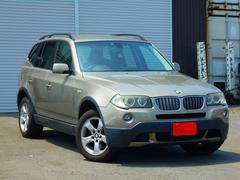 BMW X32.5si HDDナビ ミラーETC