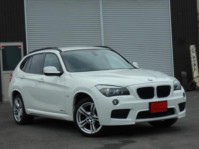 BMW xDrive 20i Mスポーツ 4WD 純正HDDナビ
