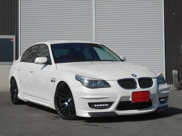 BMW 525iハイラインパッケージ ENERGY仕様 20AW