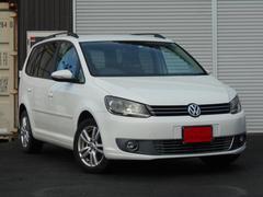 VW ゴルフトゥーランTSI コンフォートライン スパルコ16AW ETC