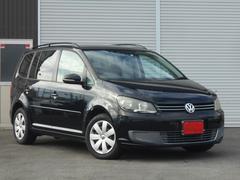 VW ゴルフトゥーランTSI コンフォートライン SDナビ地デジTV