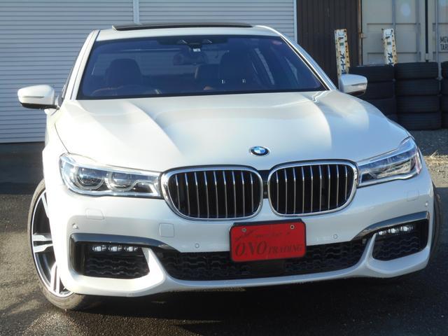 BMW 7シリーズ 750i Mスポーツ コンフォートアクセス ワンオーナー車