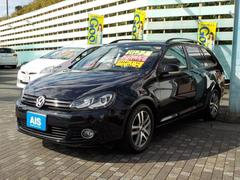 VW ゴルフヴァリアントTSI コンフォートライン  1オーナー 禁煙車 ナビTV