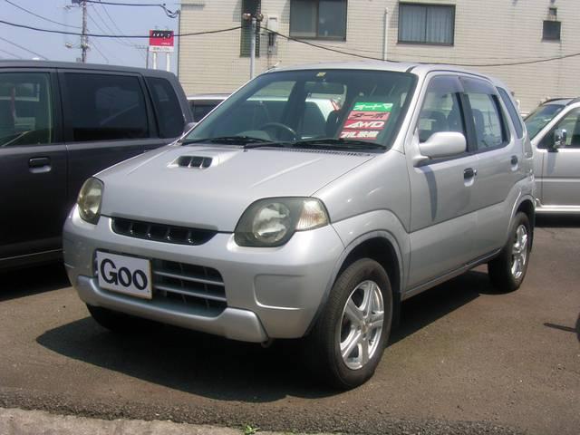 スズキ Kei ターボ 4WD (なし)