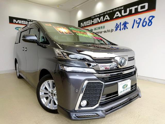 トヨタ 3.5ZA 4WD JBL9.2型ナビ全方位M プリクラ