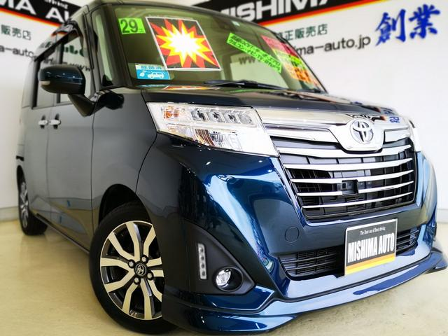 トヨタ カスタムG-Tターボ LED ナビTVBカメラ1オーナー