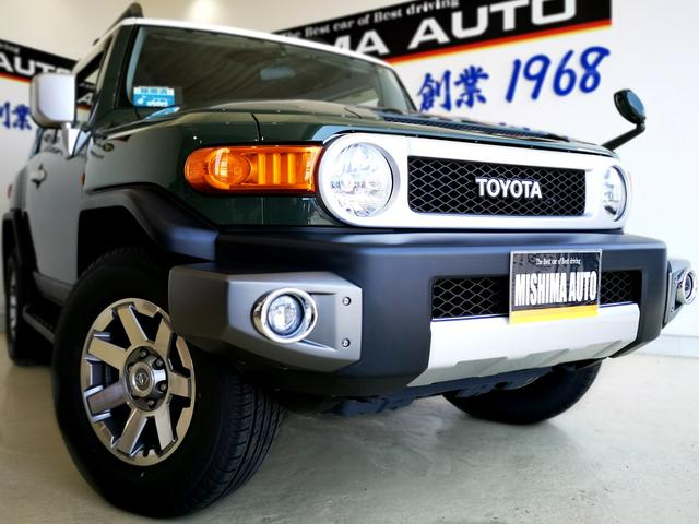 トヨタ 4.0オフロードパッケージ 4WD 禁煙
