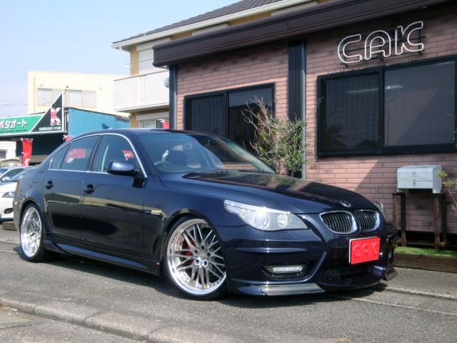 BMW 530iハイラインパッケージ 保証書 20AW SR エアロ