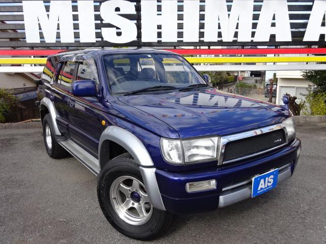 トヨタ 2.7SSR-X ワイドボディ 4WD 5速マニュアル