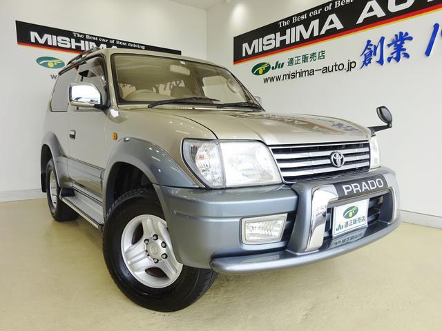 トヨタ プラド3ドア2.7RXパッケージIII 4WD 5名