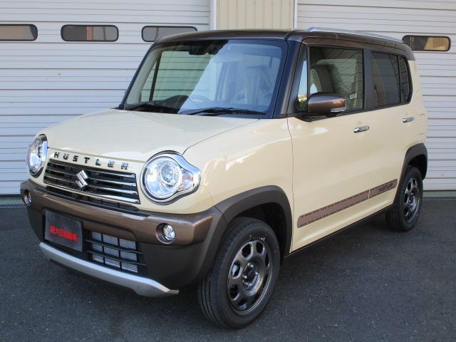 「スズキ」「ハスラー」「コンパクトカー」「静岡県」の中古車