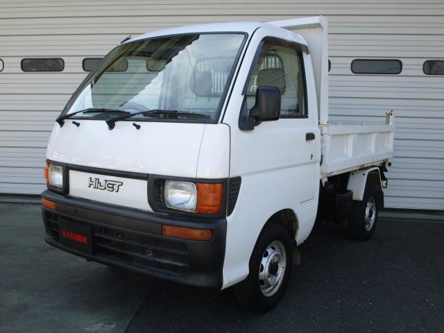 ダイハツ PTO ライトダンプ 4WD
