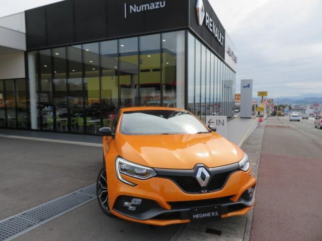 ルノー ルノー スポール 新車保証継承、ルノーアシスタンス付き