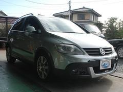 VW クロスゴルフベースグレード 日本限定500台 HID