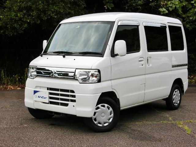 三菱 ミニキャブバン ブラボー ターボ車 キーレス CDデッキ