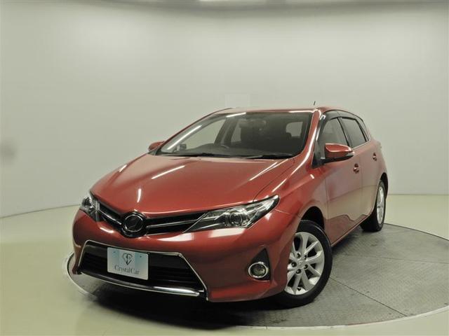 トヨタ オーリス 150X Sパッケージ HDDナビ バックモニター 4WD