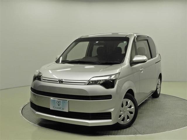 トヨタ スペイド F SDナビ ワンオーナー