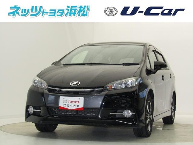 トヨタ 1.8S メモリーナビ HIDヘッドライト バックモニター