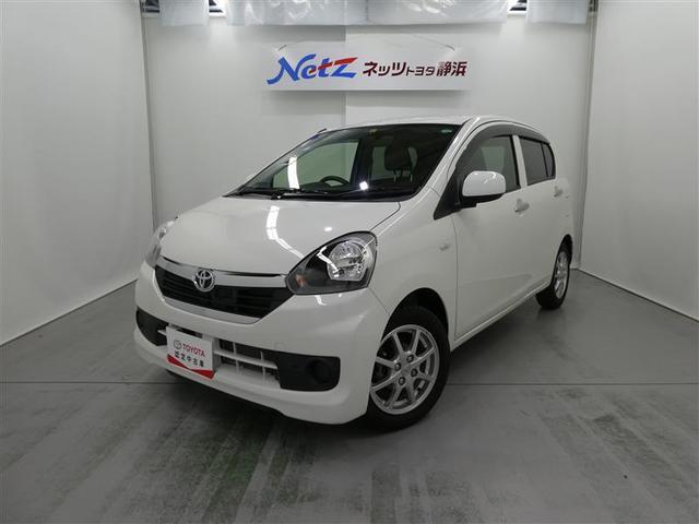 トヨタ X SA スマートアシスト ワンセグナビ バックモニター付き