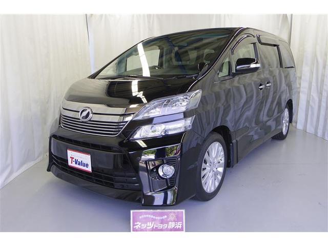 トヨタ 2.4Z Gエディション フルセグHDDナビ 後席モニター