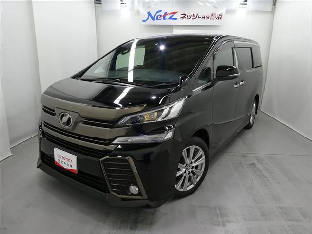 トヨタ Z Aエディション ゴールデンアイズ