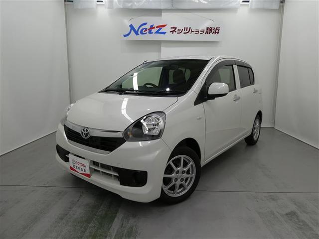 トヨタ X SA スマートアシスト キーレス アルミホイル
