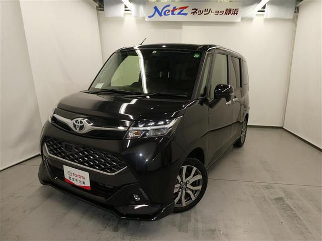 トヨタ タンク カスタムG-T フルセグメモリーナビ バックカメラ スマートアシスト2